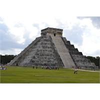 Dünyanın 7 Harikasından Biri Chichen İtza Meksika
