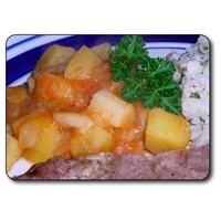Zeytinyağlı Patates Pilakisi