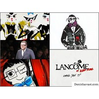 Alber Elbaz'dan Lancôme Makyaj Koleksiyonu