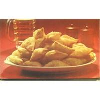 Patatesli Puf Böreği Yapımı