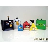 Angry Birds Maketleri (Vektörel)