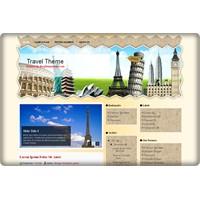 New Travel Blogger Teması