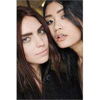 Alexander Wang Sonbahar & Kış Makyaj Trendi