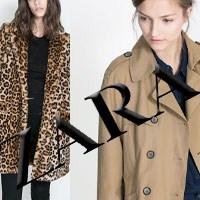 Zara 2014 Kış Modası