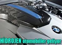 Hidrojen Otomobiller Geliyor