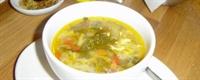 Karışık Sebze Çorbası