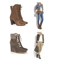 Chloe 2011 çizmeve bot modelleri