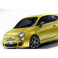 Sıradışı Fiat 500 Konsepti Fuarda İlgi Odağı Oldu
