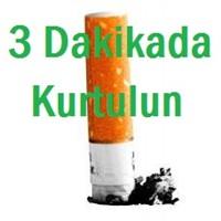 3 Dakikada Sigarayı Bırakın!