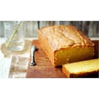 Krem Peynirli Ve Vanilyalı Kek