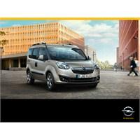 Yeni Opel Combo Ülkemizde Satışa Sunuldu