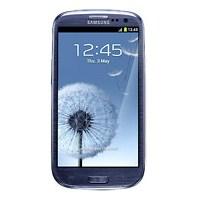 Samsung Galaxy S3 Özellikleri Ve Samsung Galaxy S3