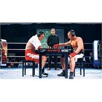 Şah Ve Nakavt (Chess Boxing)
