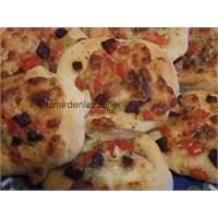 Minik Pizzalar - Minik Atıştırmalıklar