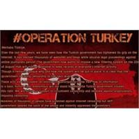 Hacker' Lardan Türkiye' Ye Tehdit
