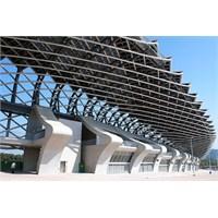 Güneş Enerjisiyle Çalışan Stadyum