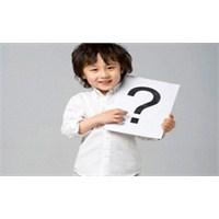 Çocukların En Sık Sorduğu Sorular