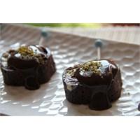 Muzlu Çikolatalı Krep Rulo