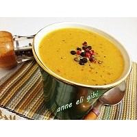 Kırmızı Mercimek Çorbası (Sebzeli)