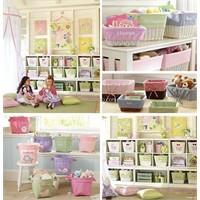 Çocuk Odaları İçin Güzel Odalar Şirin Detaylar