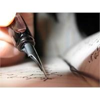 Yazar Olamamak Ve Kötü Yazı Yazabilmek Üzerine…