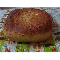 Ekmek Yaptım
