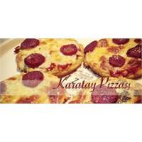 Karatay Pizzası!