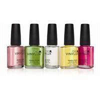 Cnd Vinylux Oje İle Kalıcı Renkler!
