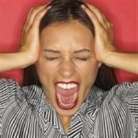 Stres Kas Ağrısı Yapıyor..
