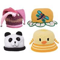 Çocuk Örgü Şapka Modelleri