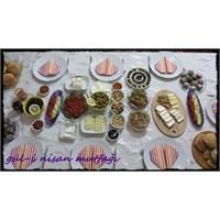 Kahvaltı Önerileri(Gül-i Nisan Mutfağı)