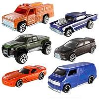 Mattel'den Renk Değiştiren Hot Wheels Arabalar