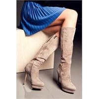 Kış'ın En İddialı Bayan Çizme Modelleri