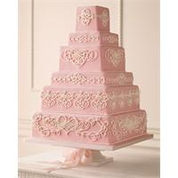 Çok Şık Düğün Pastaları