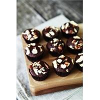 Nutellali Brownie - Brownie Cupcakes
