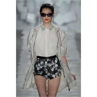 New York Moda Haftası İlkbahar 2012 Joson Wu