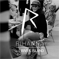 Rihanna X River İsland | London Fashion Week