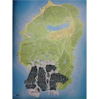 Gta V Haritası Yayınlandı