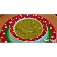 Sebzeli-balık Çorbası