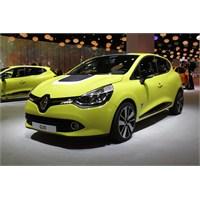2013 Renault Clio Paris'te + Foto Galeri
