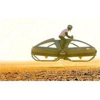 Yeni Hovercraft Araç Her Türlü Arazide Test Edildi