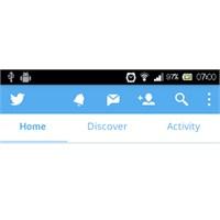 İos Ve Android İçin Twitter Güncellendi