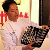 Meyve & Sebze Oyma Sanatı - Chef Jimmy Zhang