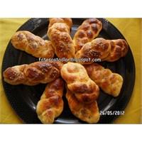 Patatesli Örgü Çörek (Poğaça)/ Fatosca Tadlar