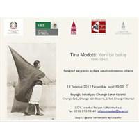 Tina Modotti Sergisi Cihangir Sanat Galerisinde