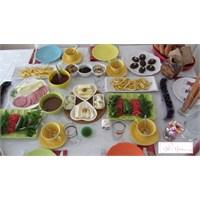 Kahvaltı(Gül-i Nisan Mutfağı)