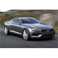 Gelecek Nesil P1800: Volvo Concept Coupe