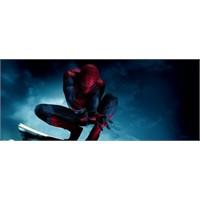 Yeni Örümcek Adam'dan Görüntüler