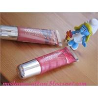 Maybeline Ve The Body Shop Lip Gloss