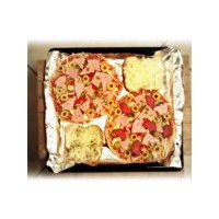 Bazlamadan Pizza Nasıl Yapılır?